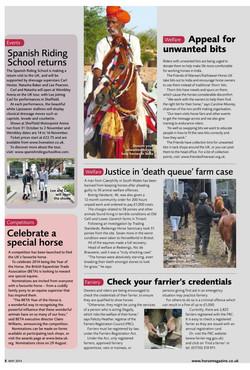 HORSE Magazine 2014