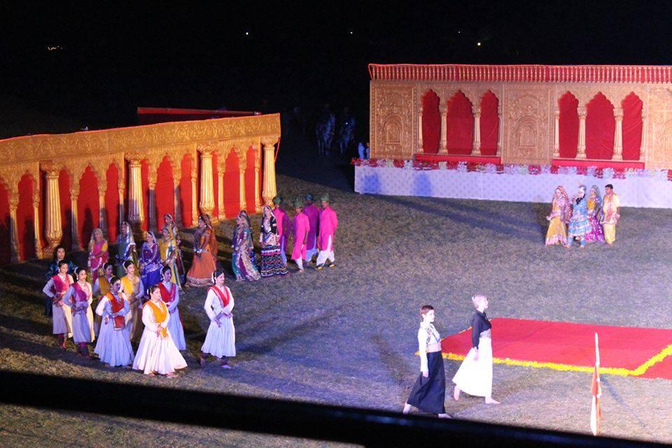 Jaipur show