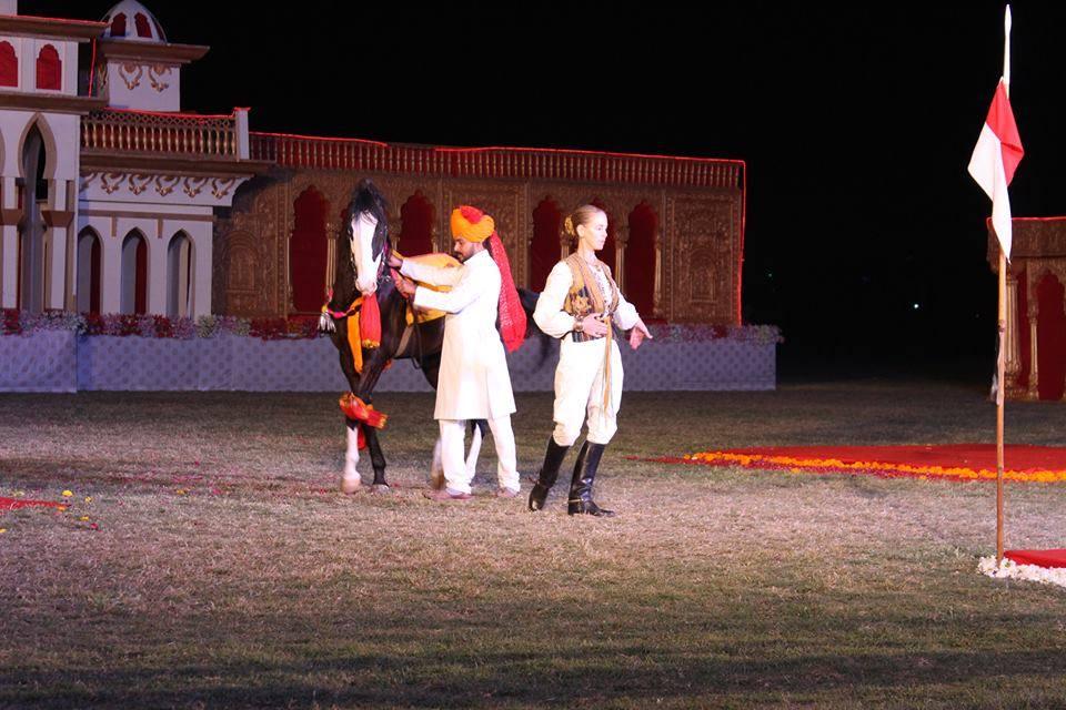 Jaipur show 2014