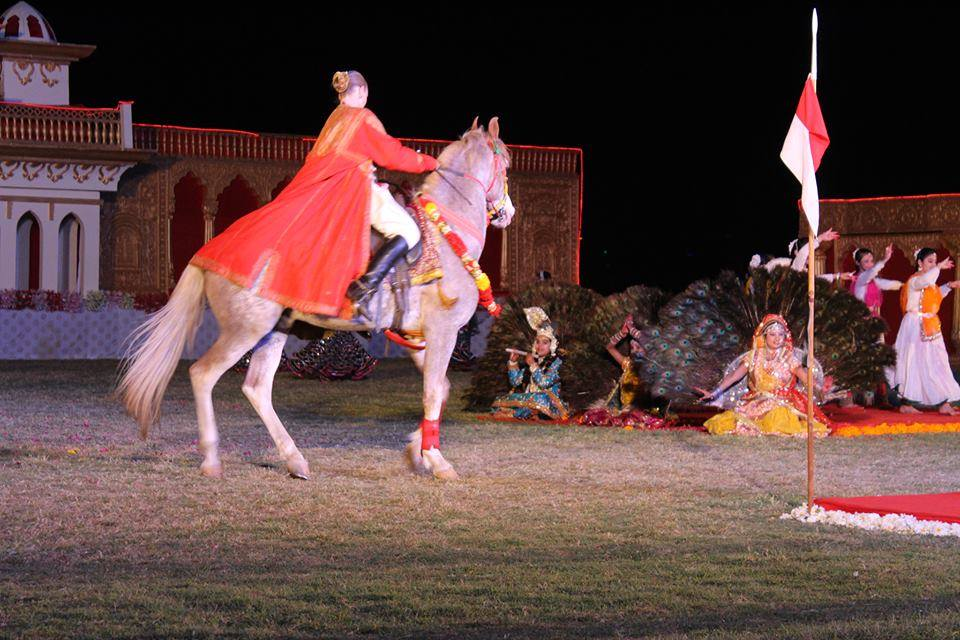 Dances with Horses Jaipur 2014