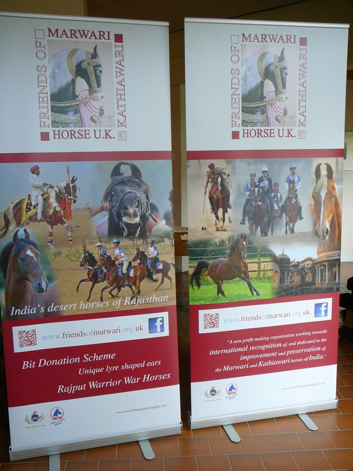 UK Chapter Banners for QDJ 2012
