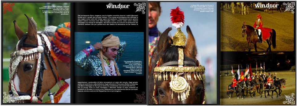 Horse Luxury Magazine