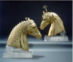 Kathiawari 'Indra' & 'Lakshmi' gems