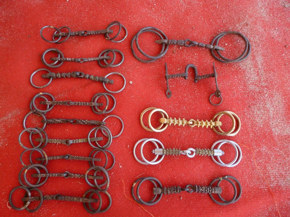 Thorn bits confiscated at Ambod