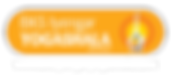 BKS Iyengar Yogashala Logo with Website