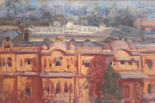 Jaipur, Pink City