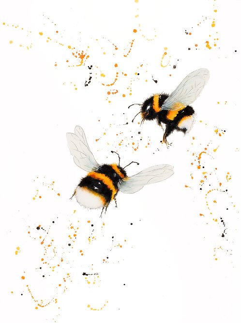Dance of the Bumble Bees SOLD