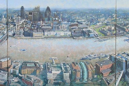 Thames Early Morning Light