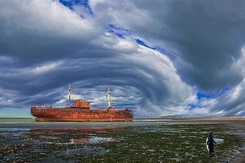 shipwreck (SOLD)