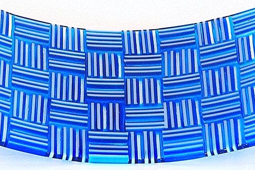 Blue Squares Bowl