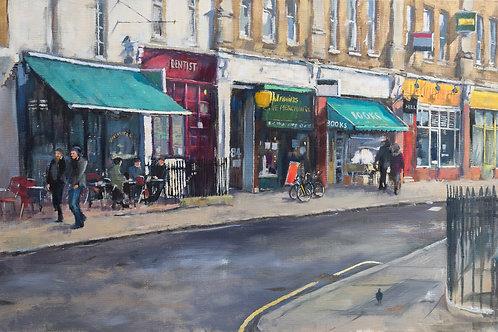 Leigh Street, London
