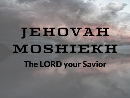 Jehovah Moshiekh