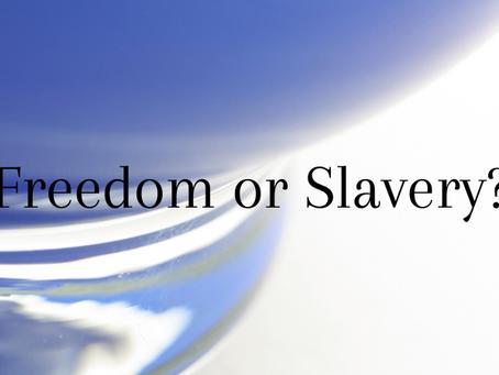 Freedom or Slavery?