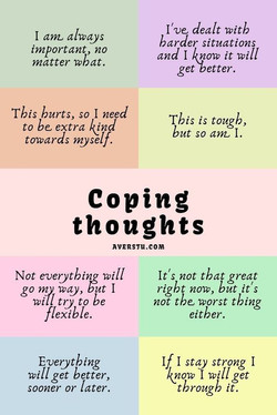 Coping Thoughts