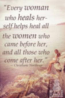 Every women heals quote.jpg