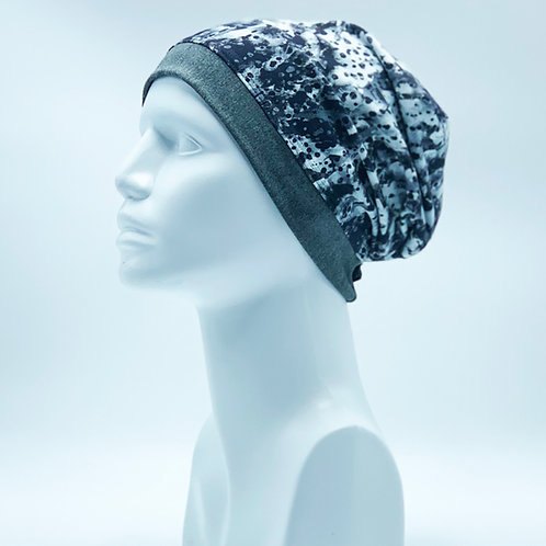 Da Vinci / Slouch Beanie Hat / Item:SM/M-173