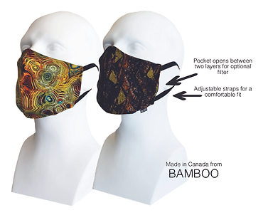 Men's Double Layer Masks (2 ) Journeyman