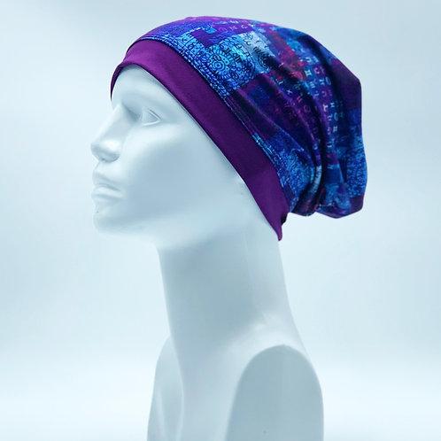 Aquatico / Slouch Beanie Hat / Item:SM/M-178