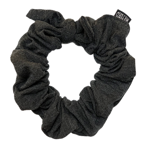 Tie Scrunchie GREY