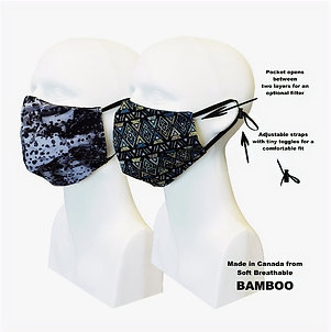 Women's Double Layer Masks (2) Explorer