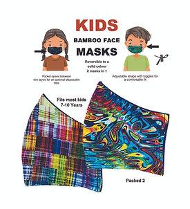 KIDS Double Layer Masks (2) Starlight
