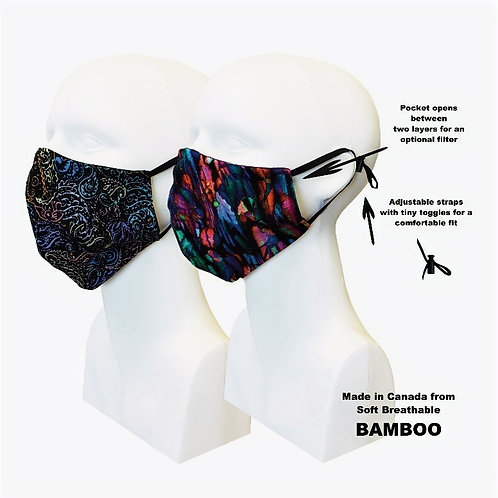 Women's Double Layer Masks (2) Artisan