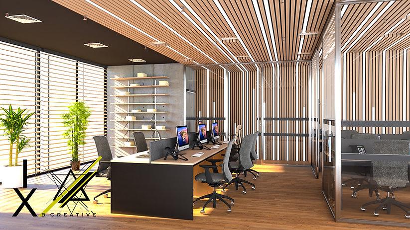 Офис_IXDesign_интериорен_дизайн