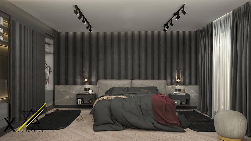 Сън в тъмна светлина IXDesign интериорен дизайн