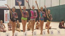 Level 9 Junior Regional Team