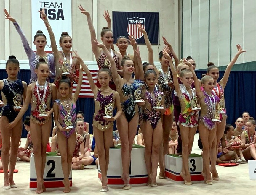 Level 9 JR Regional Team