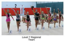 Level 7 Regional Team