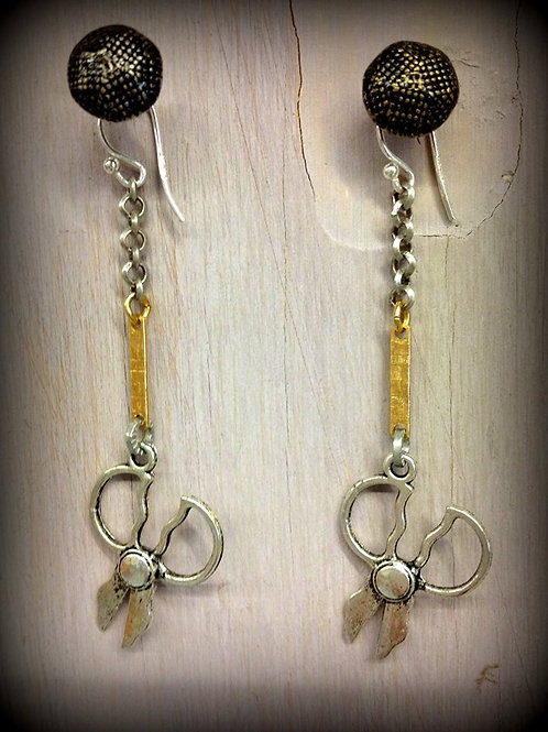 RWS Scissor Earrings