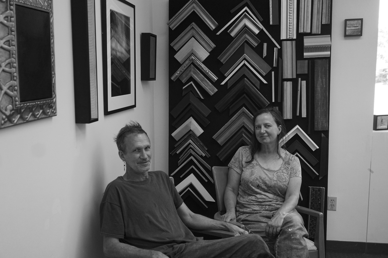 Johanna Moore & Tim Finefrock