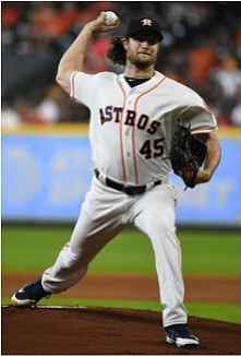 Cole Tames the Tigers: Houston Astros defeat the Detroit Tigers in convincing fashion