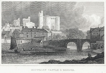 Kidwelly_Castle_&_Bridge,_Caermarthenshi
