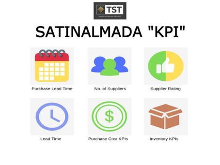 Satınalmada əsas fəaliyyət göstəriciləri (KPI)