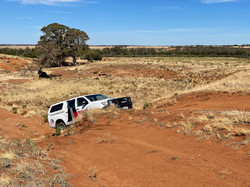 4WD courses to work in the oil & gas fields