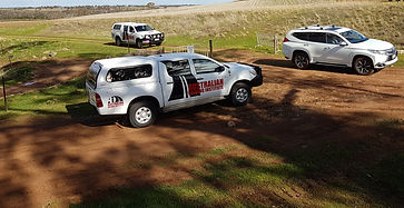 The Australian Driving institute accredited 4x4 4WD courses SA Victoria QLD WA ACT NT NSW