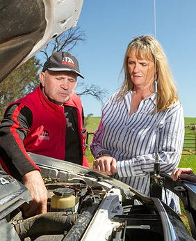 The Australian Driving Institute accredited 4WD courses