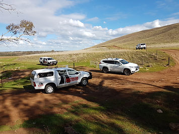 The Australian Driving Institute 4WD 4x4 accredited and remedial driver training
