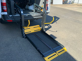 The Australian driving institute wheelchair access vehicle training courses