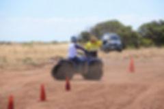 AHCMOM212A - Operate Quad Bike Course
