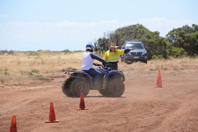 The Australian driving institute ATV UTV training