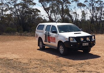 The Australian Driving Institute 4WD cou