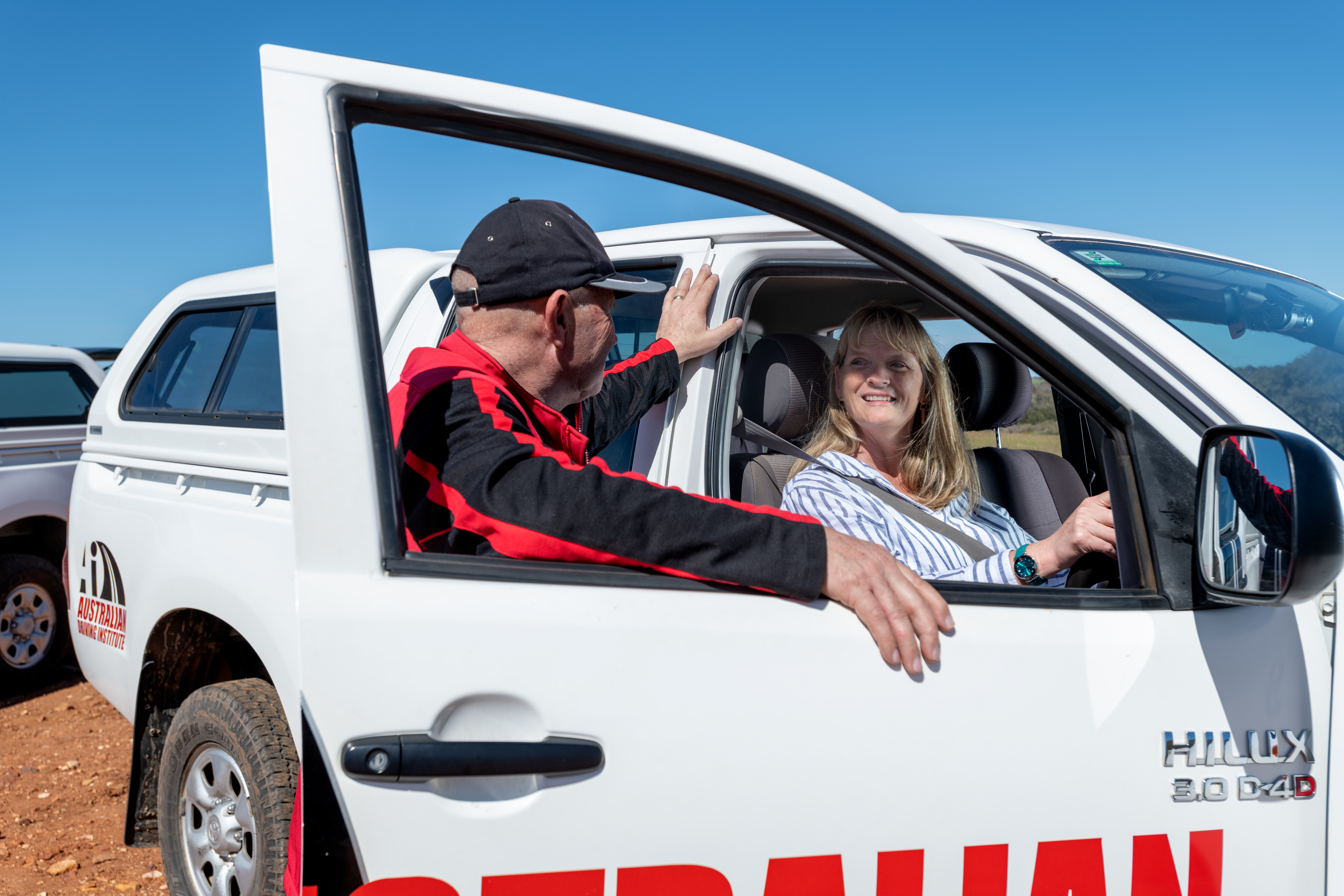 4WD driver training SA