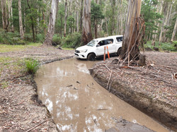 Nationally Accredited and recreational 4WD courses