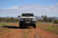 Road Safety Program. Remote Area, Outback Travel