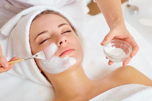 Carte cadeau pour un soins du visage