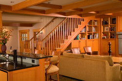 S. Lake Washington Remodel Interior