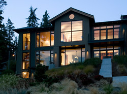 Wing Point Residence Exterior
